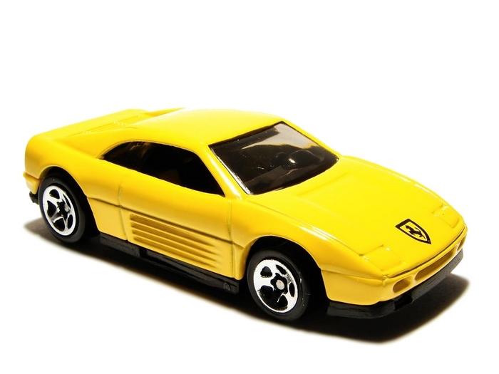 Hot Wheels - Coleção 1999 - Ferrari 348  - Hobby Lobby CollectorStore