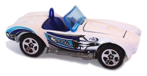 Hot Wheels - Coleção 2000 - Shelby Cobra 427 S/C  - Hobby Lobby CollectorStore