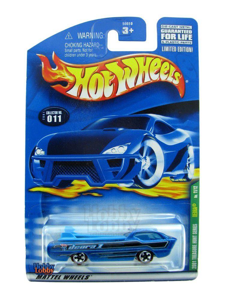 Hot Wheels - Coleção 2001 - Deora
