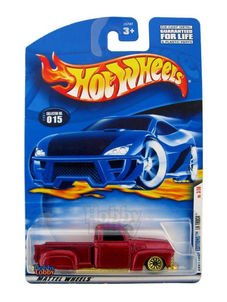 Hot Wheels - Coleção 2001 - La Troca