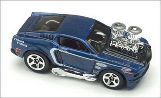 Hot Wheels - Coleção 2003 - 1968 Mustang  - Hobby Lobby CollectorStore