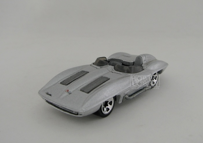 Hot Wheels - Coleção 2003 - Corvette Stingray (loose) - Hobby Lobby CollectorStore
