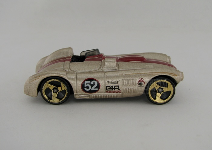 Hot Wheels - Coleção 2004 - Cunningham C4R (loose)  - Hobby Lobby CollectorStore