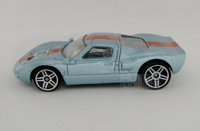 Hot Wheels - Coleção 2004 - Ford GT-40 (loose) - Hobby Lobby CollectorStore
