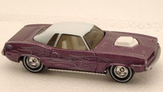 Hot Wheels - Coleção 2005 - 1970 Plymouth Barracuda  - Hobby Lobby CollectorStore