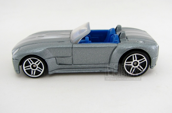 Hot Wheels - Coleção 2005 - Ford Shelby Cobra Concept (loose)  - Hobby Lobby CollectorStore