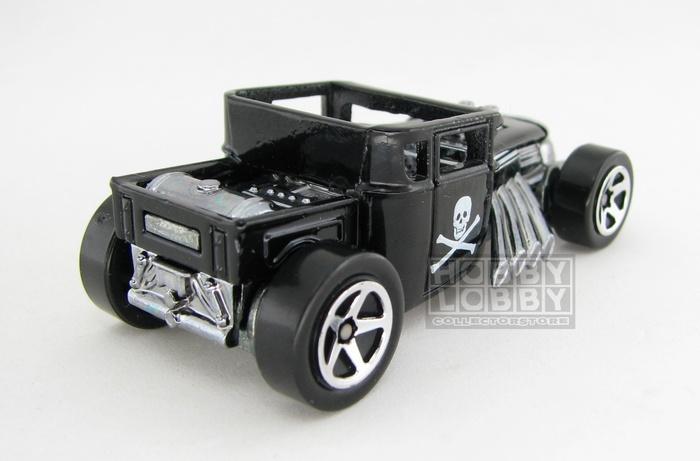 Hot Wheels - Coleção 2007 - Bone Shaker (loose)  - Hobby Lobby CollectorStore