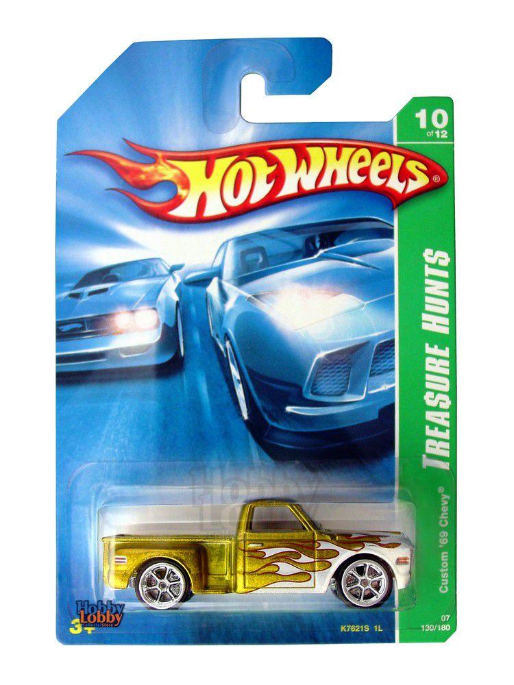 Hot Wheels - Coleção 2007 - Custom ´69 Chevy