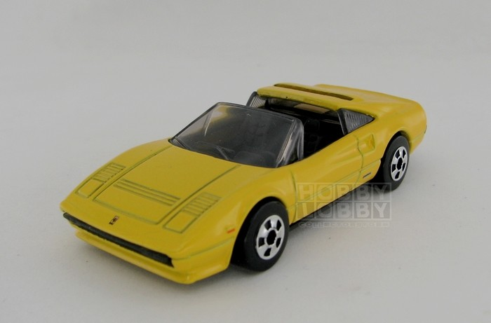 Hot Wheels - Coleção 2012 - Ferrari 308 GTS Quattrovalvole (loose)