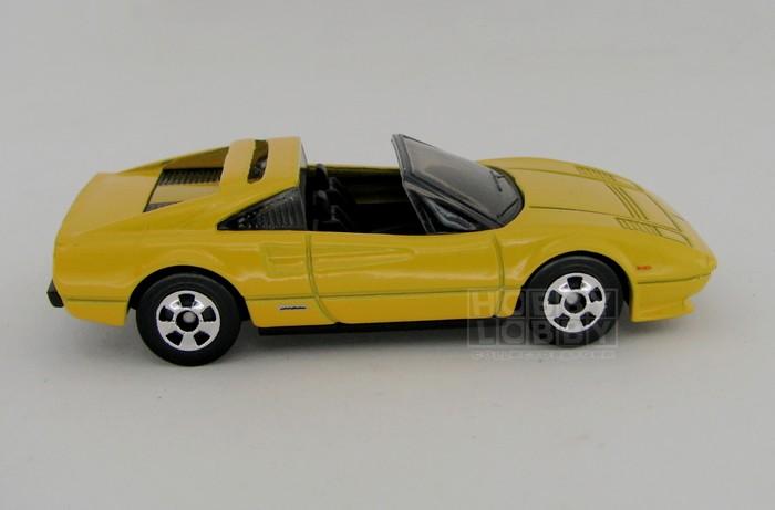 Hot Wheels - Coleção 2012 - Ferrari 308 GTS Quattrovalvole (loose)  - Hobby Lobby CollectorStore