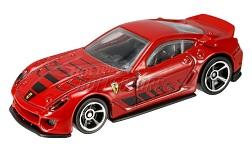 Hot Wheels - Coleção 2012 - Ferrari 599XX