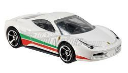 Hot Wheels - Coleção 2012 - Ferrari Italia
