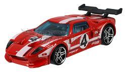 Hot Wheels - Coleção 2012 - FORD GT  - Hobby Lobby CollectorStore