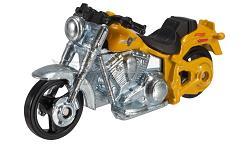 Hot Wheels - Coleção 2012 - Harley-Davidson Fat