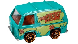 Hot Wheels - Coleção 2012 - The Mystery Machine - Scooby-Doo  - Hobby Lobby CollectorStore