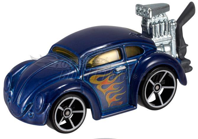 Hot Wheels - Coleção 2012 - Volkswagen Beetle