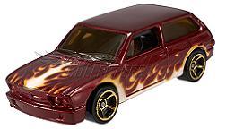 Hot Wheels - Coleção 2012 - Volkswagen Brasilia