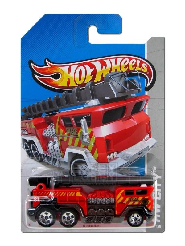 Hot Wheels - Coleção 2013 - 5 Alarm
