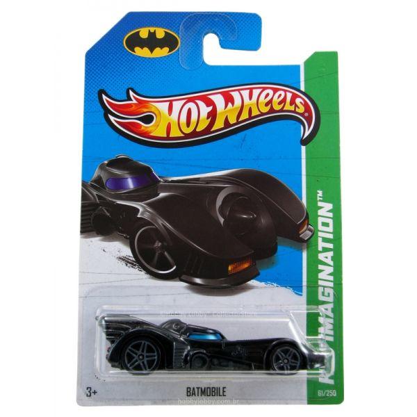 Hot Wheels - Coleção 2013 - `89 Batmobile