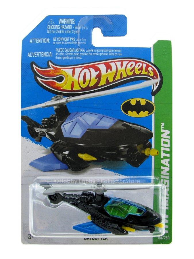 Hot Wheels - Coleção 2013 - Batcopter