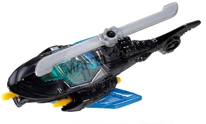 Hot Wheels - Coleção 2013 - Batcopter  - Hobby Lobby CollectorStore