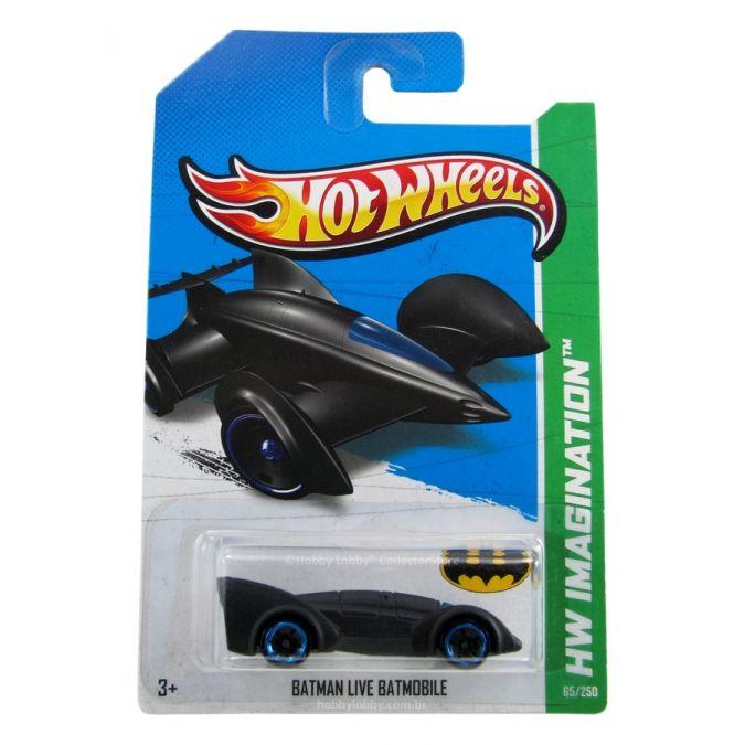 Hot Wheels - Coleção 2013 - Batman Live Batmobile