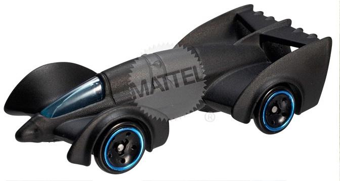 Hot Wheels - Coleção 2013 - Batman Live Batmobile  - Hobby Lobby CollectorStore