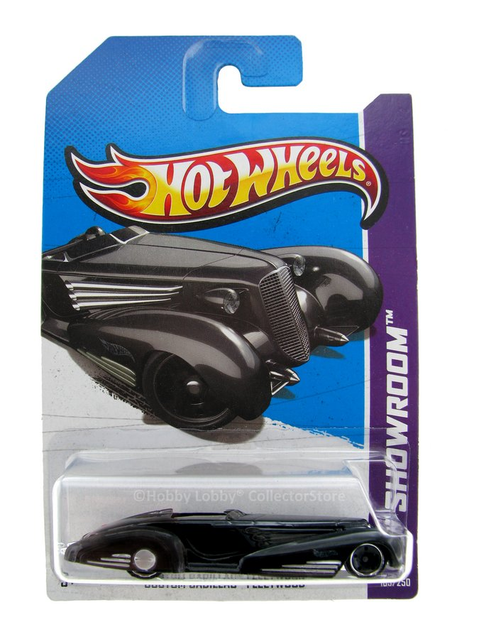 Hot Wheels - Coleção 2013 - Custom Cadillac Fleetwood  - Hobby Lobby CollectorStore
