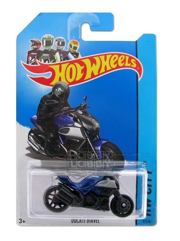 Hot Wheels - Coleção 2013 - Ducati Diavel