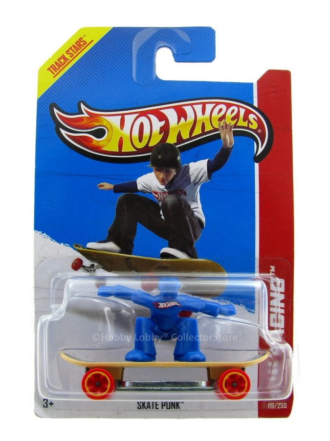 Hot Wheels - Coleção 2013 - Skate Punk  - Hobby Lobby CollectorStore