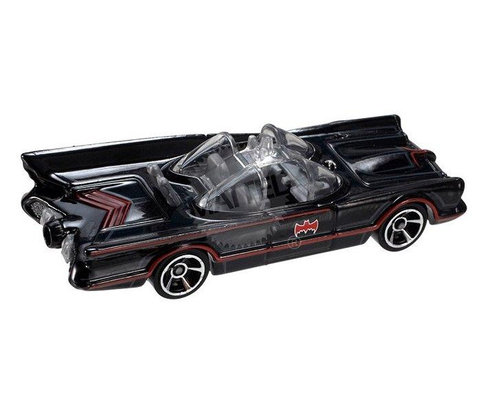 Hot Wheels - Coleção 2013 - TV Series Batmobile  - Hobby Lobby CollectorStore