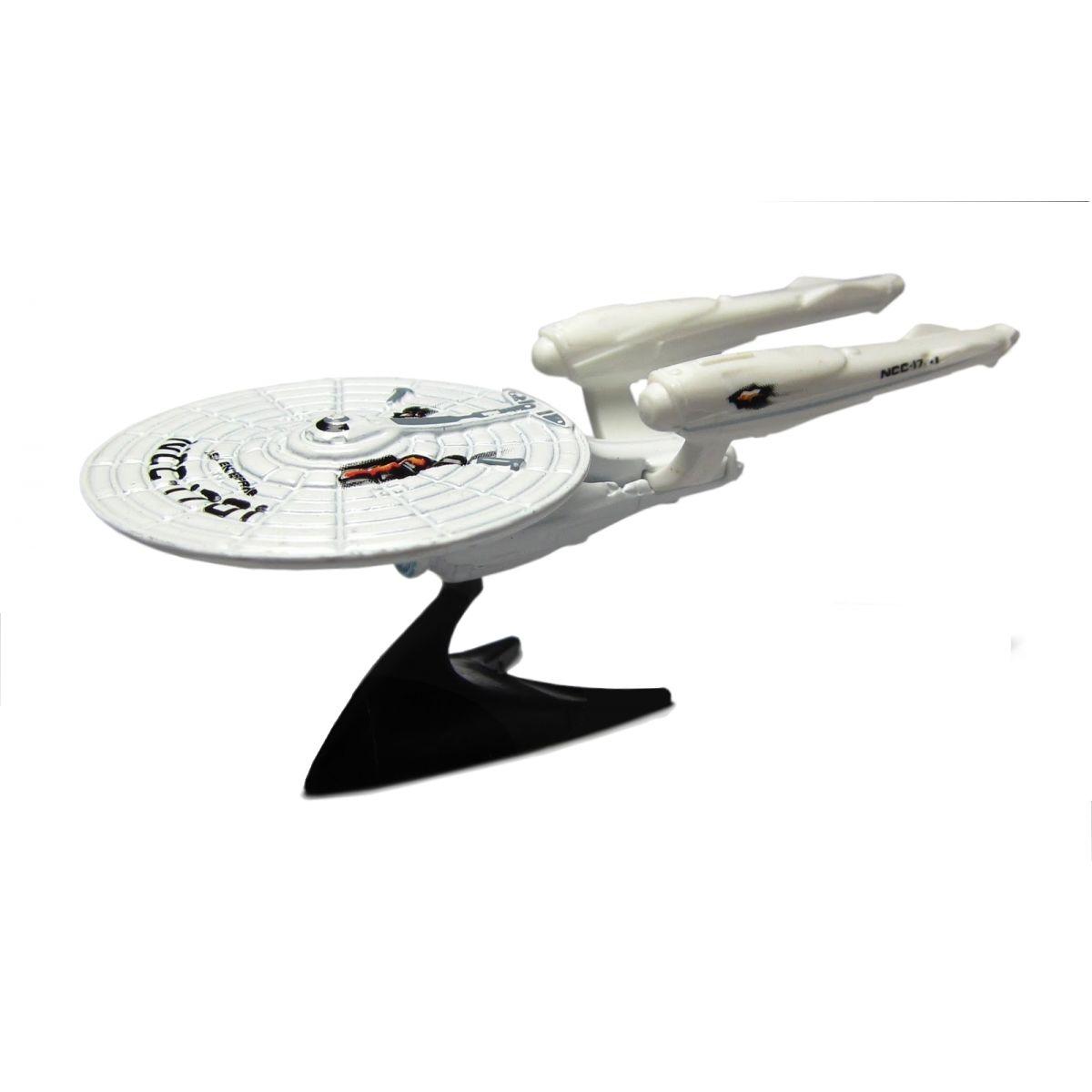 Hot Wheels - Coleção 2013 - U.S.S. Enterprise NCC-1701 (variação)  - Hobby Lobby CollectorStore