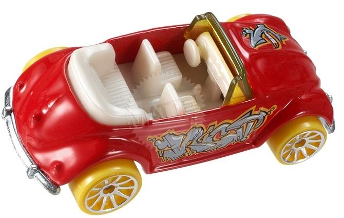 Hot Wheels - Coleção 2013 - Volkswagen Beetle (vermelho)  - Hobby Lobby CollectorStore