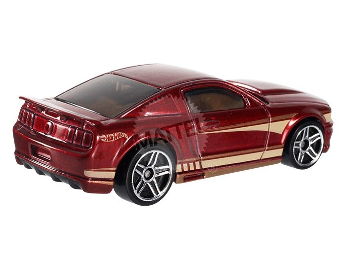 Hot Wheels - Coleção 2014 - `07 Ford Mustang  - Hobby Lobby CollectorStore