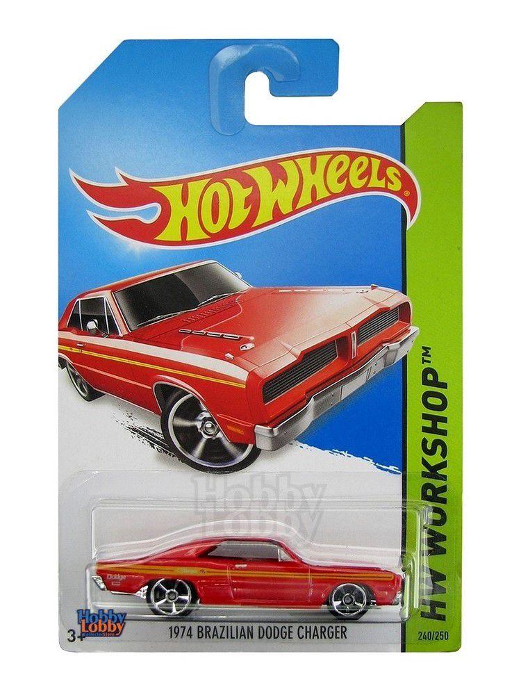 Hot Wheels - Coleção 2014 - 1974 Brazilian Dodge Charger  - Hobby Lobby CollectorStore