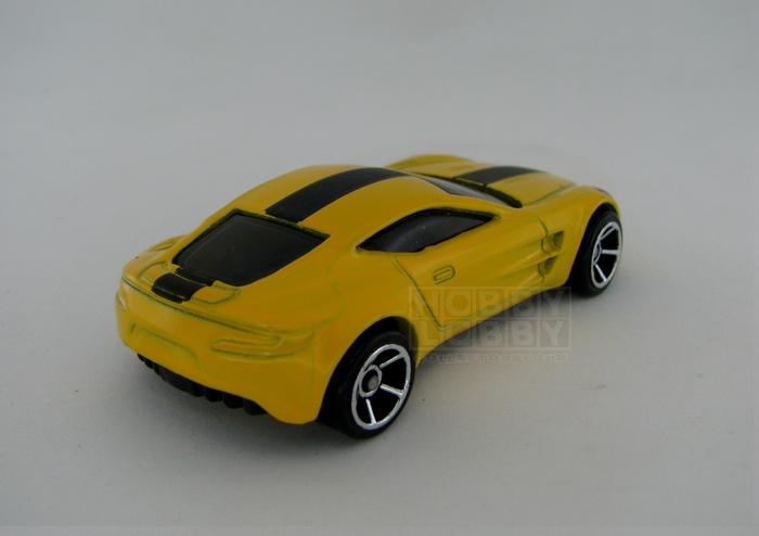 Hot Wheels - Coleção 2014 - Aston Martin ONE-77  (loose)  - Hobby Lobby CollectorStore