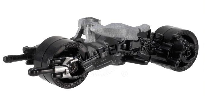 Hot Wheels - Coleção 2014  - Batman - Bat Pod  - Hobby Lobby CollectorStore