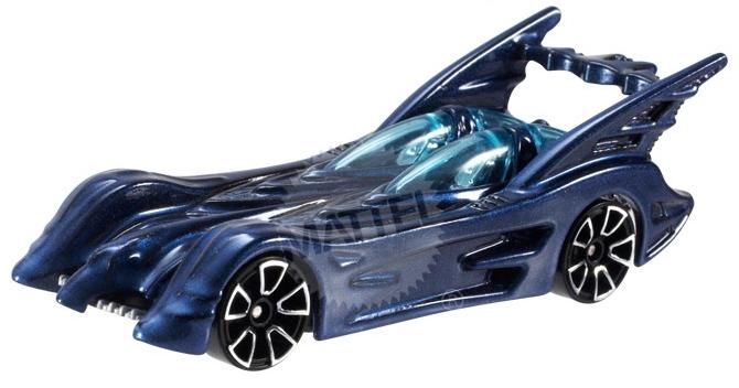Hot Wheels - Coleção 2014  - Batman - Batmobile  - Hobby Lobby CollectorStore