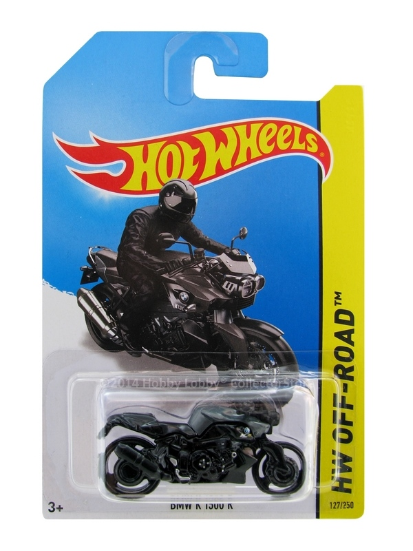 Hot Wheels - Coleção 2014 - BMW K 1300R  - Hobby Lobby CollectorStore