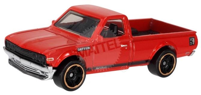 Hot Wheels - Coleção 2014 - Datsun 620  - Hobby Lobby CollectorStore