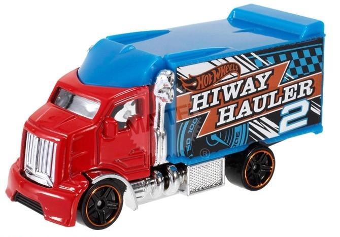 Hot Wheels - Coleção 2014 - Hiway Hauler 2 [Vermelho]  - Hobby Lobby CollectorStore