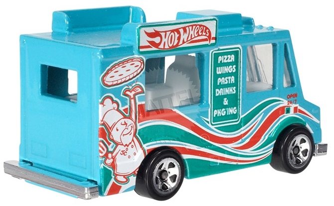 Hot Wheels - Coleção 2014 - Ice Cream Truck (Sweet Street)  - Hobby Lobby CollectorStore