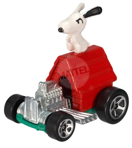 Hot Wheels - Coleção 2014 - Snoopy  - Hobby Lobby CollectorStore