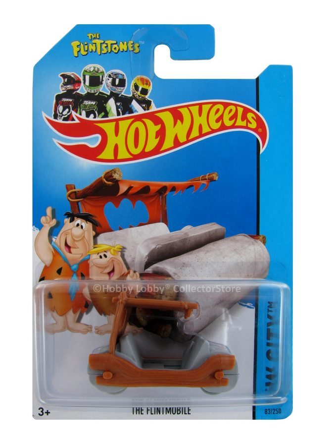 Hot Wheels - Coleção 2014  - The Flintstones - Flintmobile