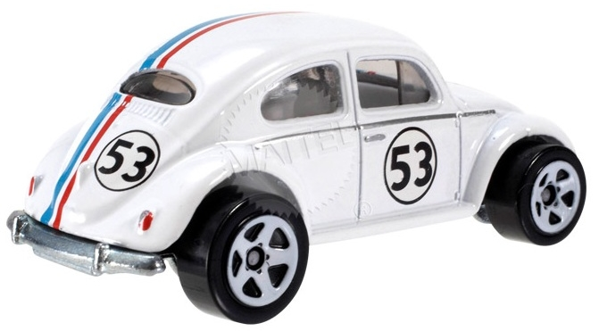 Hot Wheels - Coleção 2014 - The Love Bug - VW Beetle  - Hobby Lobby CollectorStore