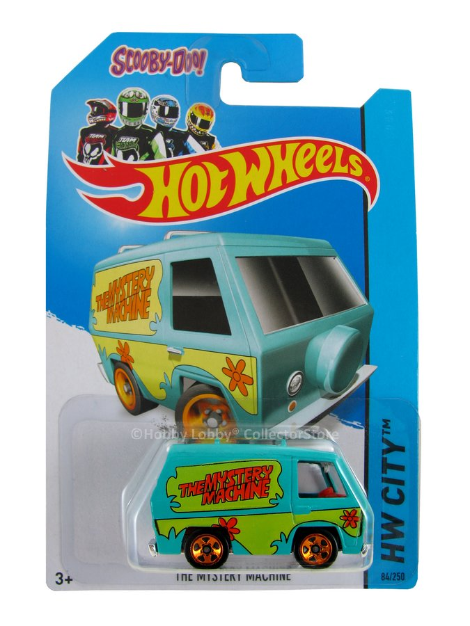 Hot Wheels - Coleção 2014 - The Mystery Machine