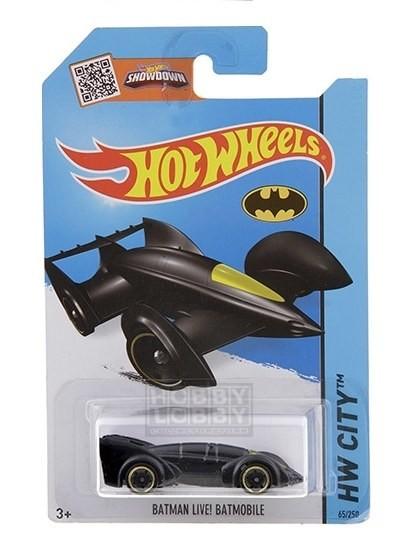 Hot Wheels - Coleção 2015 - Batman - Live Batmobile