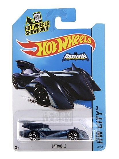 Hot Wheels - Coleção 2015 -  Batmobile (The Brave and The Bold)