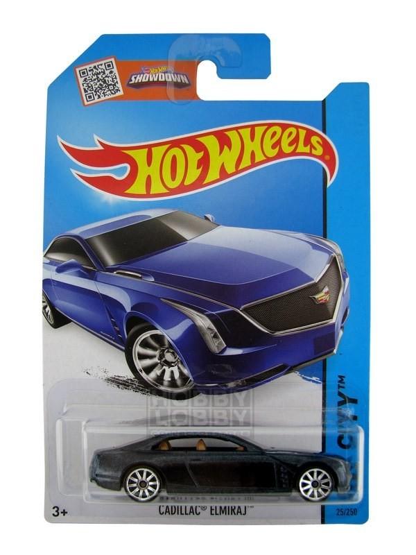 Hot Wheels - Coleção 2015 - Cadillac Elmiraj