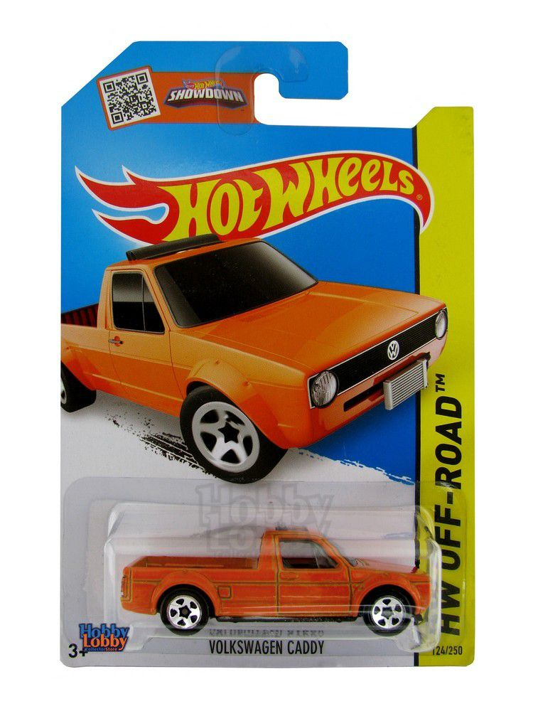 Hot Wheels - Coleção 2015 - Volkswagen Caddy  - Hobby Lobby CollectorStore